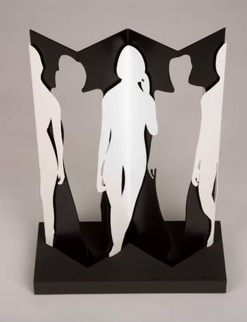 Jede Menge Leute II (Skulpturenedition) 2006