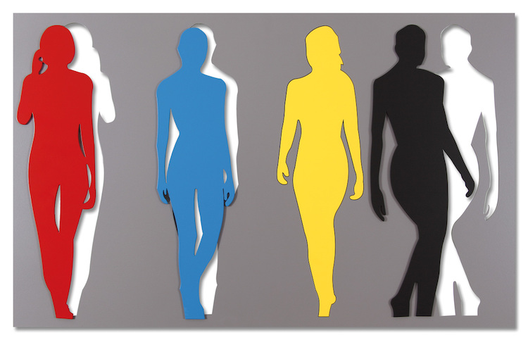 Jede Menge Leute VII (Skulpturenedition 2011)