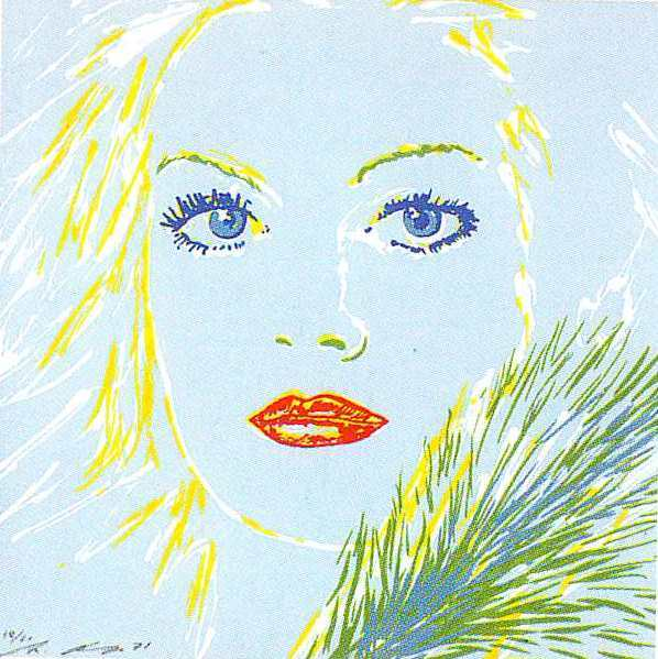 ohne Titel (Frauenporträt) 1978.3