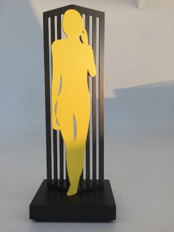 Jede Menge Leute IX (Skulpturenedition)