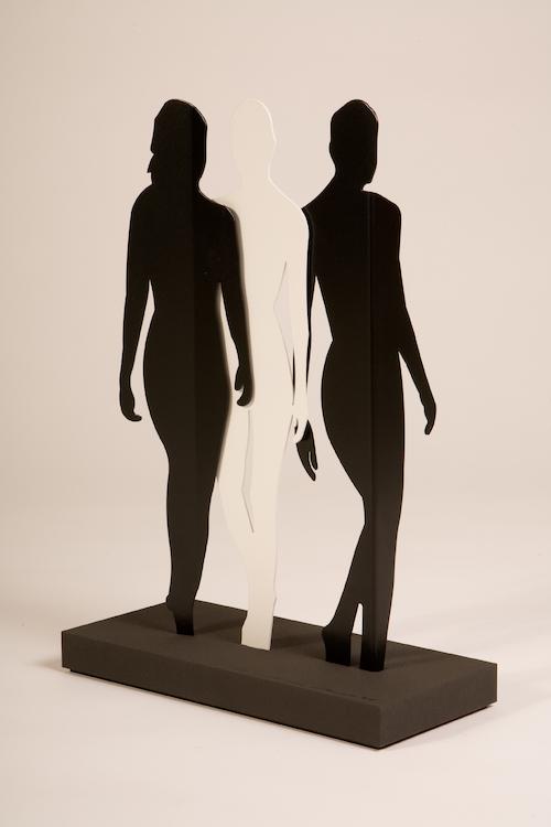 Jede Menge Leute IV (Skulpturenedition)