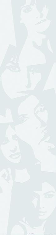 Linolschnitt: Kopfsalat (geprägt)