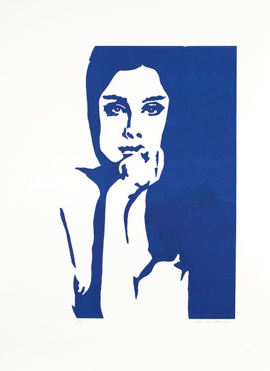 """Die Farben der Frauen """"La Azul"""""""