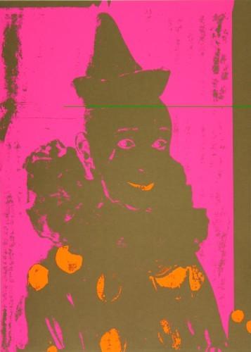 Neon Clown I