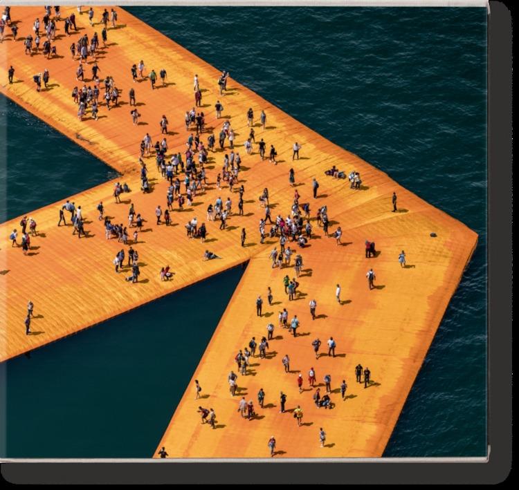 The Floating Piers - Collector's Edition