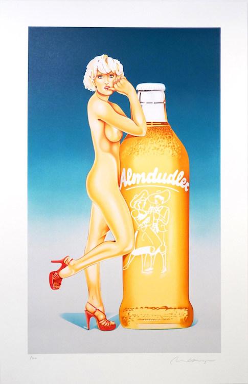 Almdudler's Fabulous Blonde