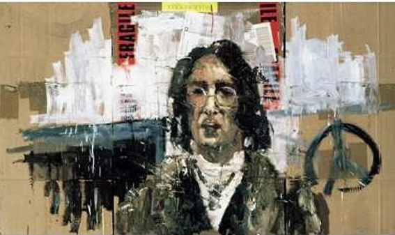 John Lennon Karton