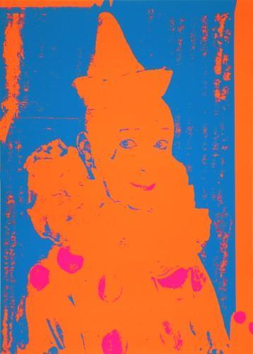 Neon Clown X