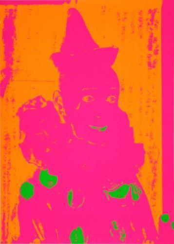 Neon Clown XI