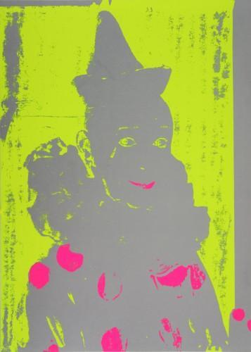 Neon Clown V