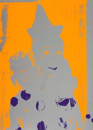 Neon Clown VI
