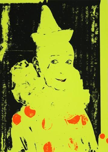Neon Clown VII