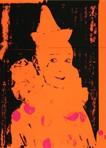 Neon Clown VIII