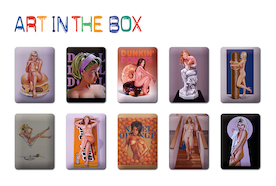 Art in the Box (unsigniert)