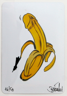 Art in the Box: Phallusbanane